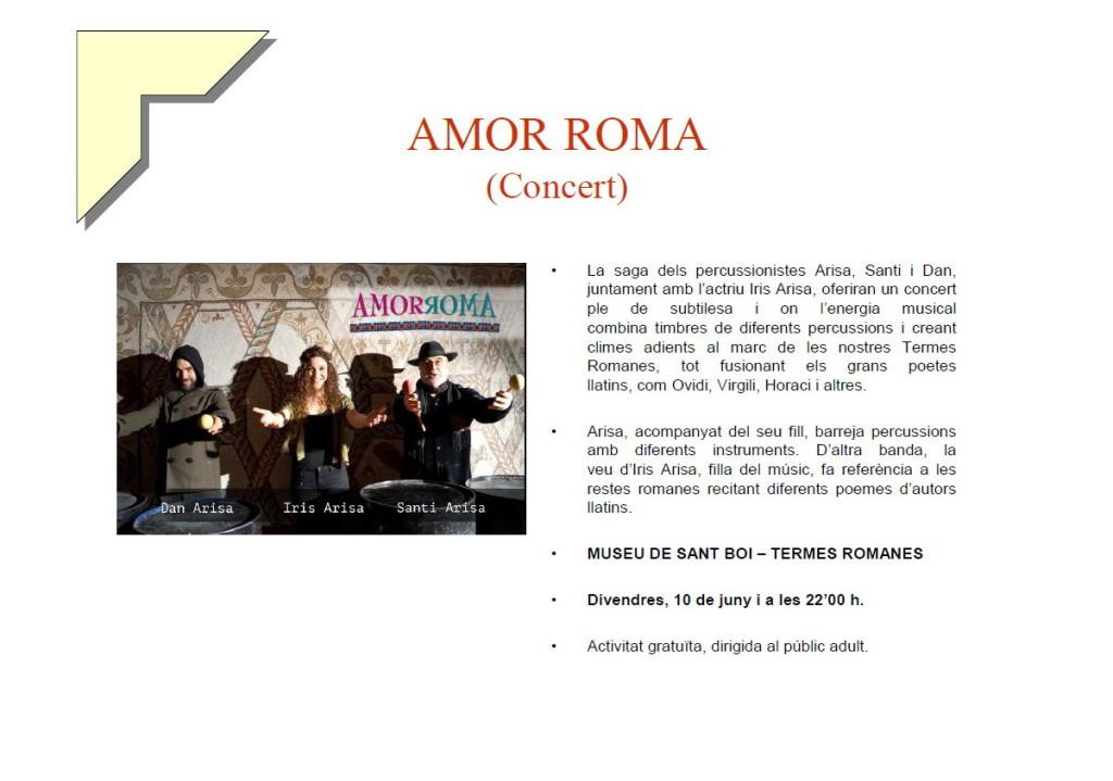 2016-06-10 AMOR ROMA