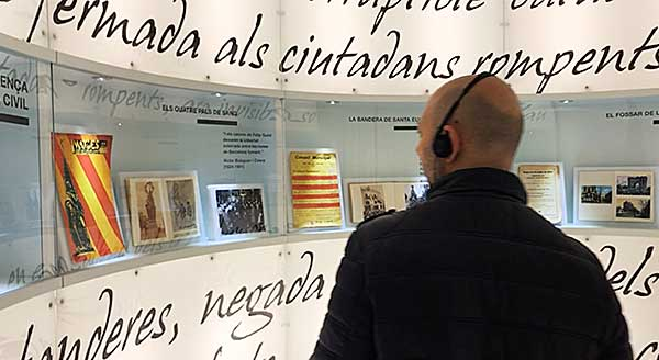 (Català) Nou servei d'audioguies al Museu de Sant Boi