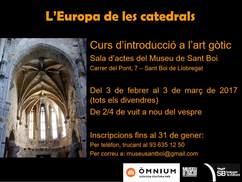 Cartell curs