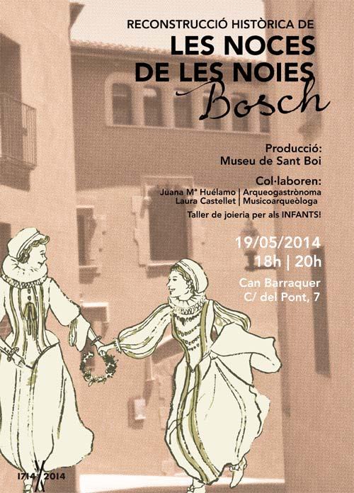 La Nit dels Museus: Les bodes de les noies Bosch